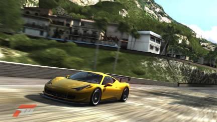 Forza motorsport f458