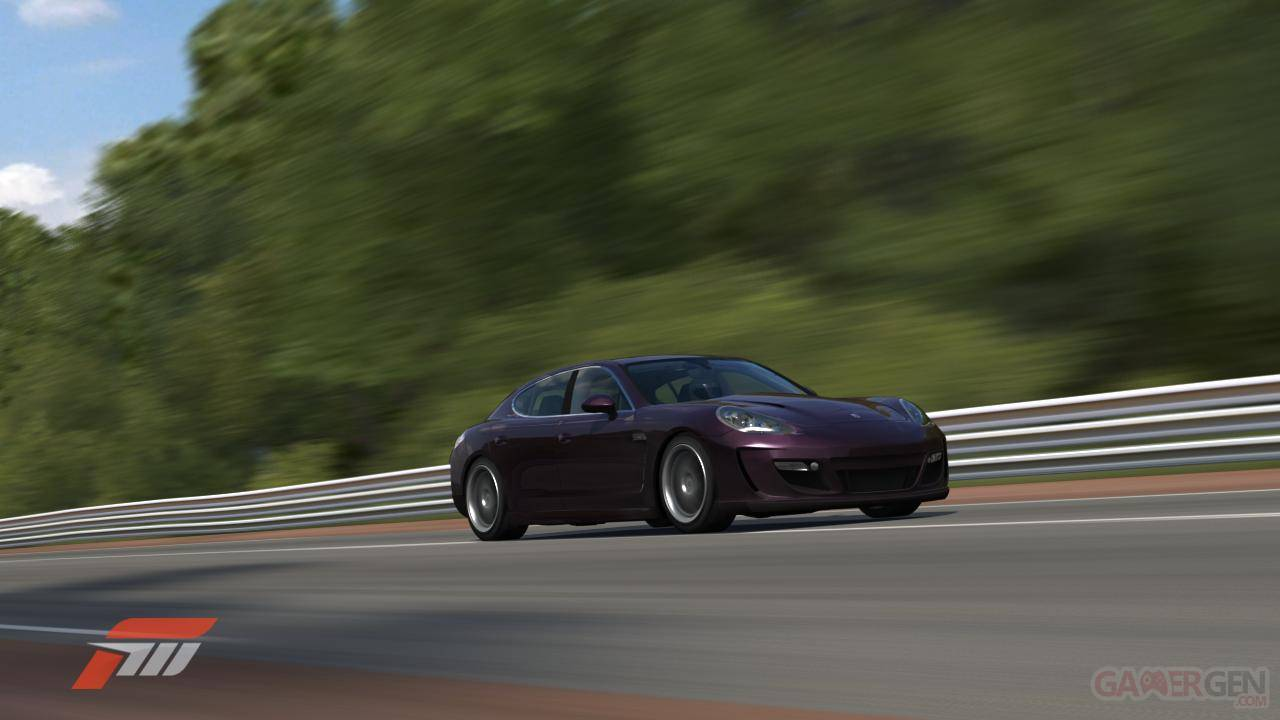 Forza motorsport panamera
