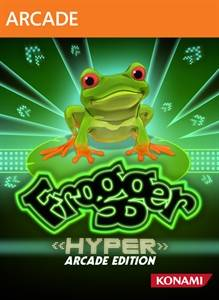 Frogger Hyper Arcade Edition jaquette