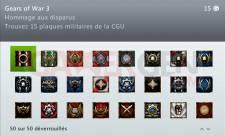 Gaers of War 3 - Succès - 25