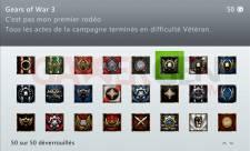 Gaers of War 3 - Succès - 30