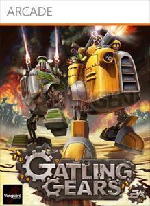 gatling gears arcade