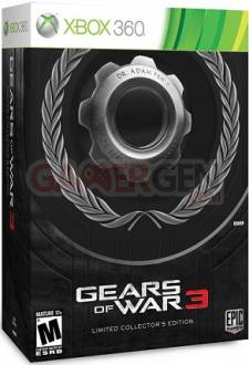 gears of war 3 edition limitéz
