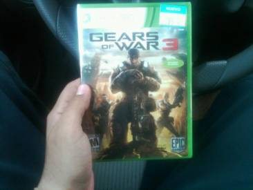 Gears of War 3 mexico