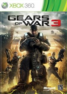 gears of war 3 packshot