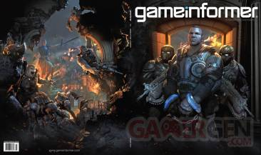 gears of war judgement couverture GameInformer Cole