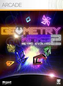 geometry wars arcade