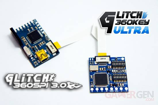 glitch 360 key ultra spi