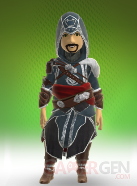 Grosseben avatar Ezio assassin's creed