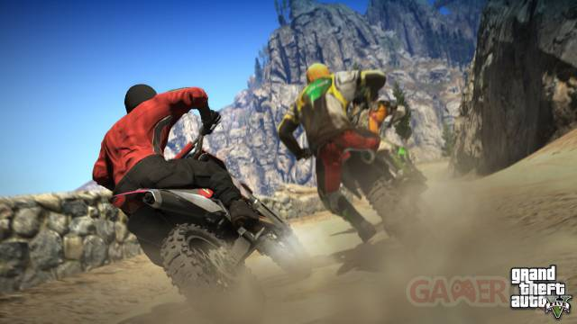 GTA V 5 Screenshot 8 22-08-2012