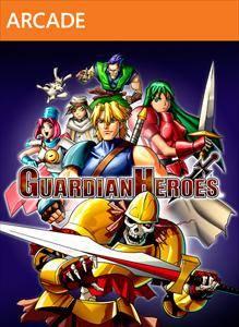 guardian heroes jaquette