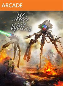 la guerre des mondes xbox live arcade jacquette