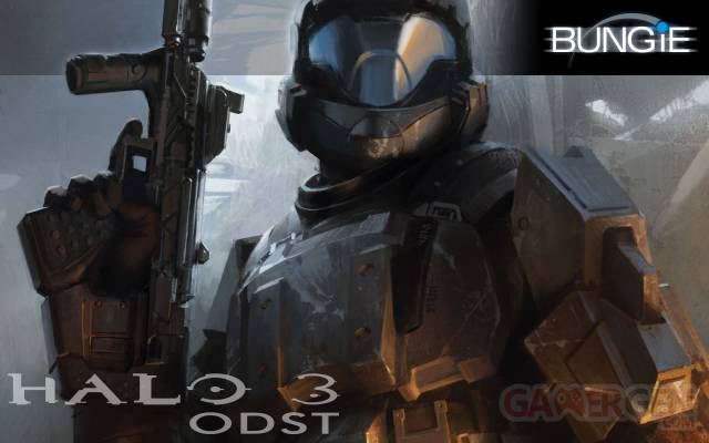 Halo 3 ODST wallpaper xbox