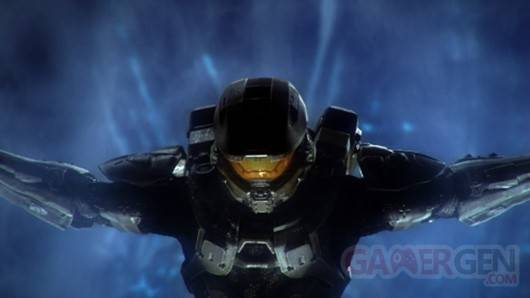 Halo 4 Master Chief trailer video capture image screenshot
