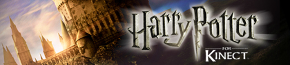harry potter kinect banniere