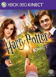 harry potter kinect jaquette