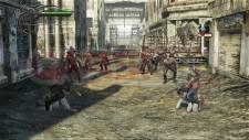 Hokuto Musô Comparaison Visuel PS3 Xbox 360 10