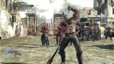 Hokuto Musô Comparaison Visuel PS3 Xbox 360 12