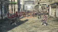 Hokuto Musô Comparaison Visuel PS3 Xbox 360 9
