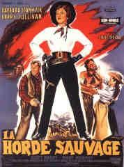 LA HORDE SAUVAGE (1956)