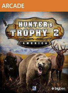 hunter's trophy america jaquette