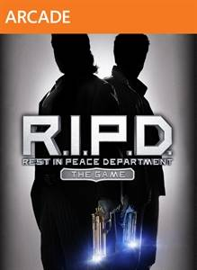 R.I.P.D. The Game jaquette