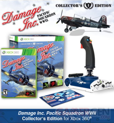 Inc. Pacific Squadron WWII collector