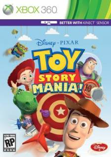info intox Toy Story Mania US meilleur avec kinect