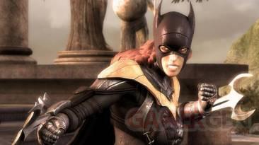 injustice batgirl