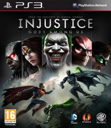 injustice jaquette ps3