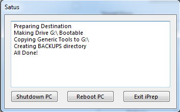 Iprep11.6-Faire clé bootable.2png