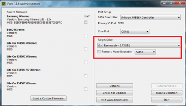 Iprep11.6-Faire clé bootable.