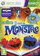 jacquette séléction jaquette-5-rue-sesame-il-etait-un-monstre-xbox-360-cover-avant-p-1318433285