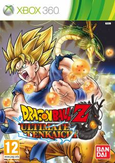 jaquette dragon ball z ultimate tenkaichi 06-06-2011