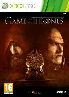 jaquette Game of Thrones Xbox360