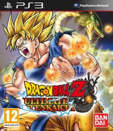 jaquette ps3 dragon ball z ultimate tenkaichi 06-06-2011