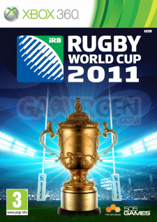 jaquette rugby world cup 2011