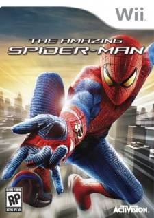 Jaquette The amazing spiderman 21-03-2011 (Wii)