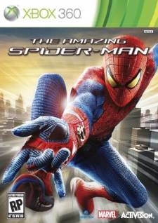 Jaquette The amazing spiderman 21-03-2011 (Xbox 360)