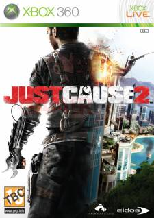 JOHN DALY'S, ProStroke Golf JustCause2_X360_jaquette