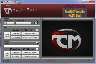 JTAG tool 3.5 2