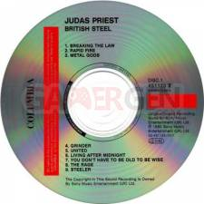 Judas Priest - British Steel 1980 1a