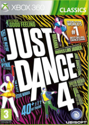 just dance 4 classics