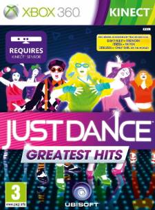 just dance greatest hits jaquette