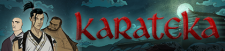 karateka banniere