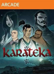 karateka jaquette