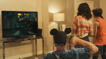 Kinect DisneyLand Adventures screenshot 30-12-2011