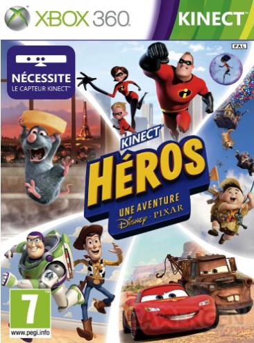 kinect heros