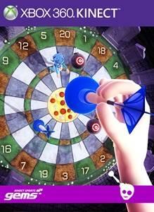 Kinect sports Gems flechettes