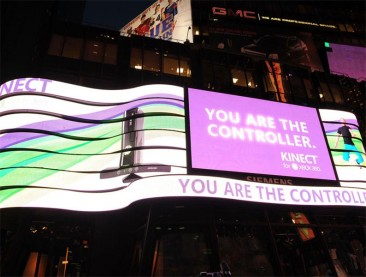 lancement kinect 1197433-kinect-lancement-times-square-6-